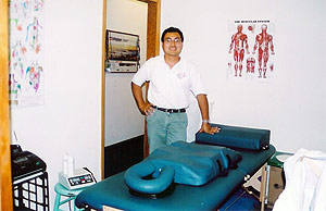 Russel K. Yamada of Total Fitness Physical Therapy
